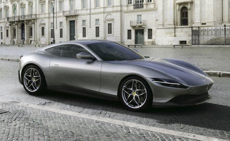 影/Ferrari Roma加速竟跟McLaren 570S一樣猛!