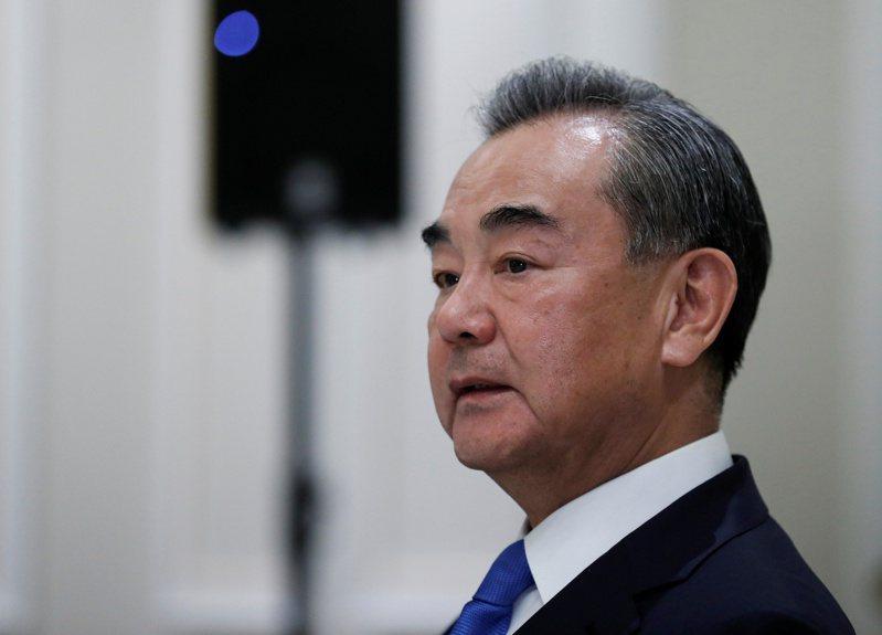 大陸國務委員兼外交部長王毅。路透