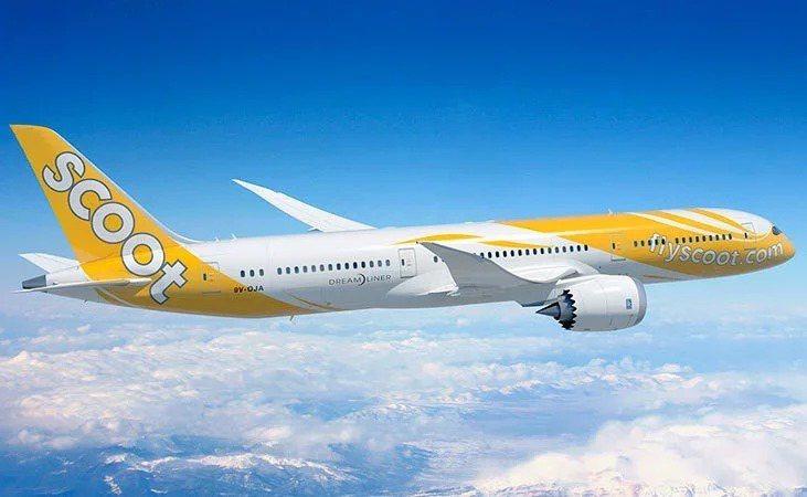 酷航宣布9月9日起復飛台北日本航線。圖/酷航提供