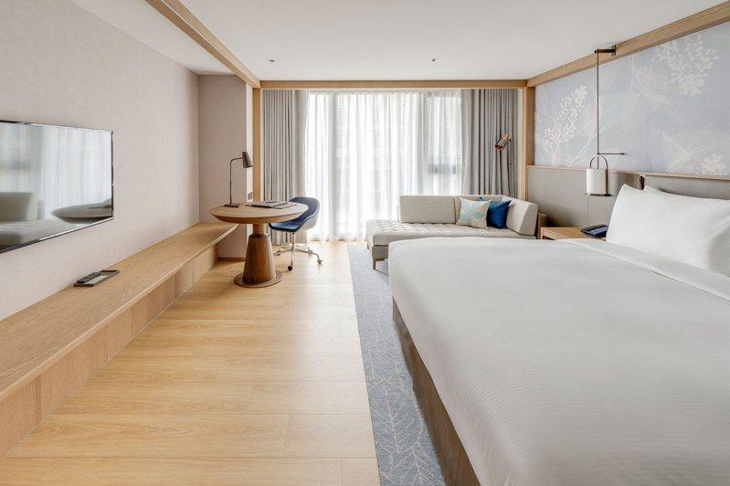 圖/台北中山希爾頓逸林酒店提供