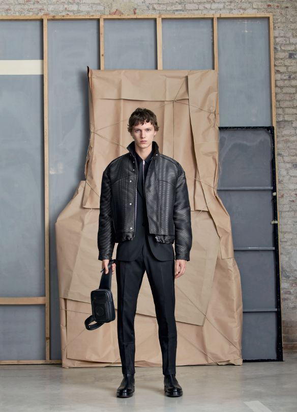 Ermenegildo Zegna代表時尚永續的Modern Tailoring...