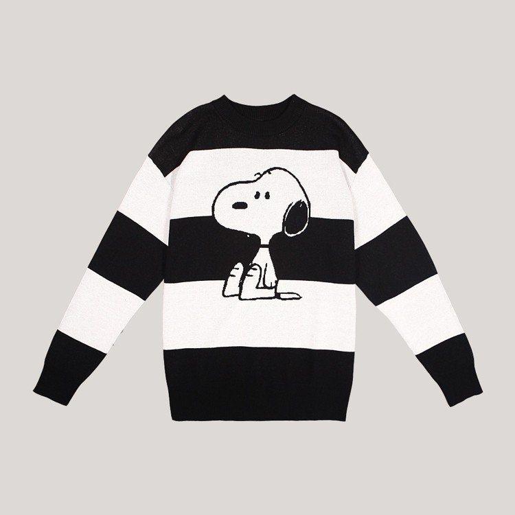 2% WIP首次聯名全球最紅小獵犬史努比Snoopy。圖/2% WIP提供