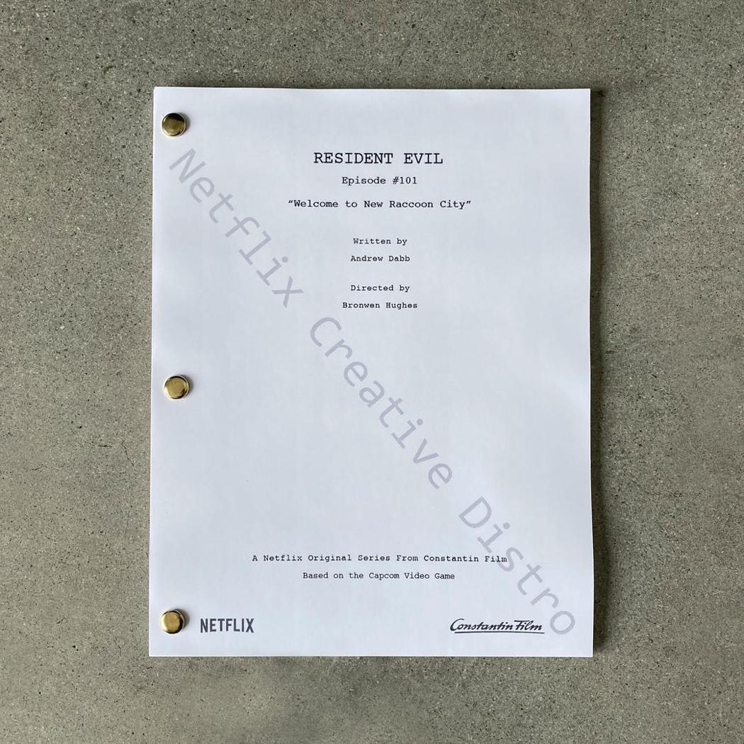 熱門暢銷遊戲「惡靈古堡」即將推出影集版。圖/Netflix提供