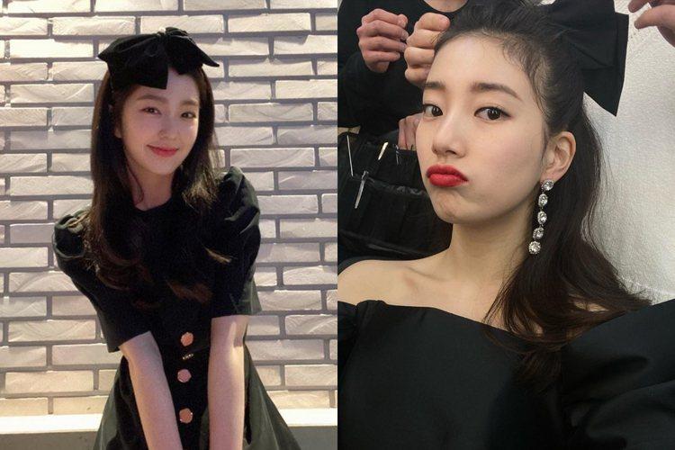 圖/Irene IG , 秀智IG