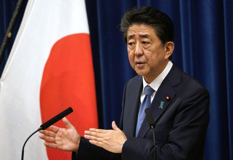 日本首相安倍晉三因健康狀況惡化,於28日請辭首相職位。 美聯社