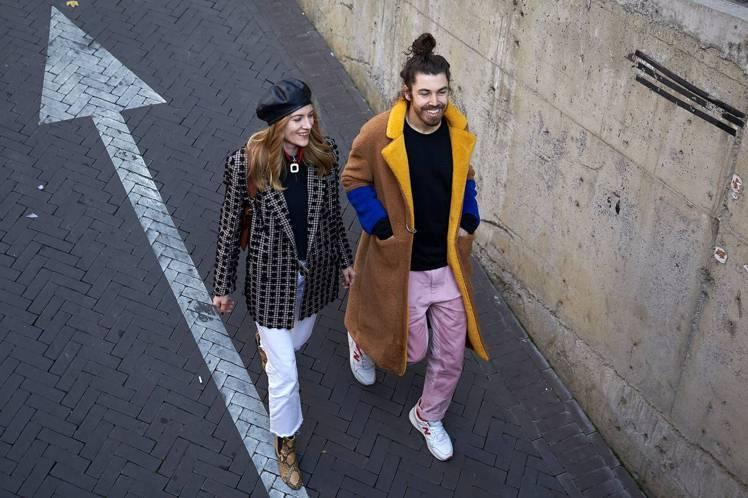 Street Style, © Dvora 圖/VOGUE提供