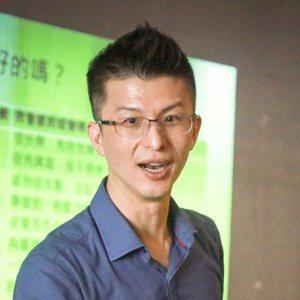 姜義村認為,每個人都能找到自己喜歡的運動。圖/姜義村提供