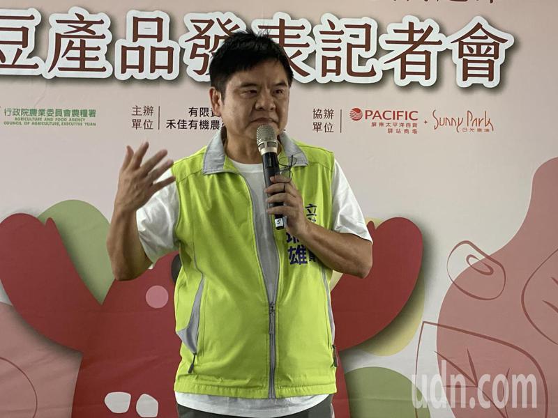 民進黨不分區立委莊瑞雄。記者劉星君/攝影