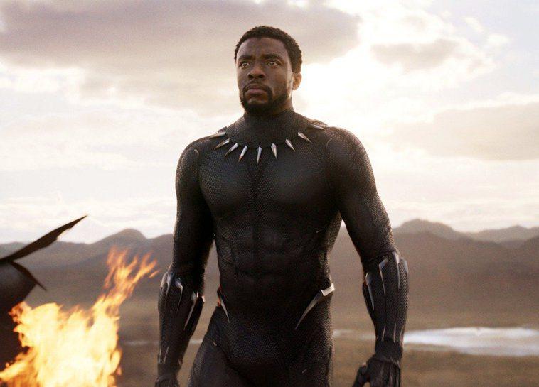 漫威超級英雄電影「黑豹」(Black Panther)主角查維克博斯曼(Chad...