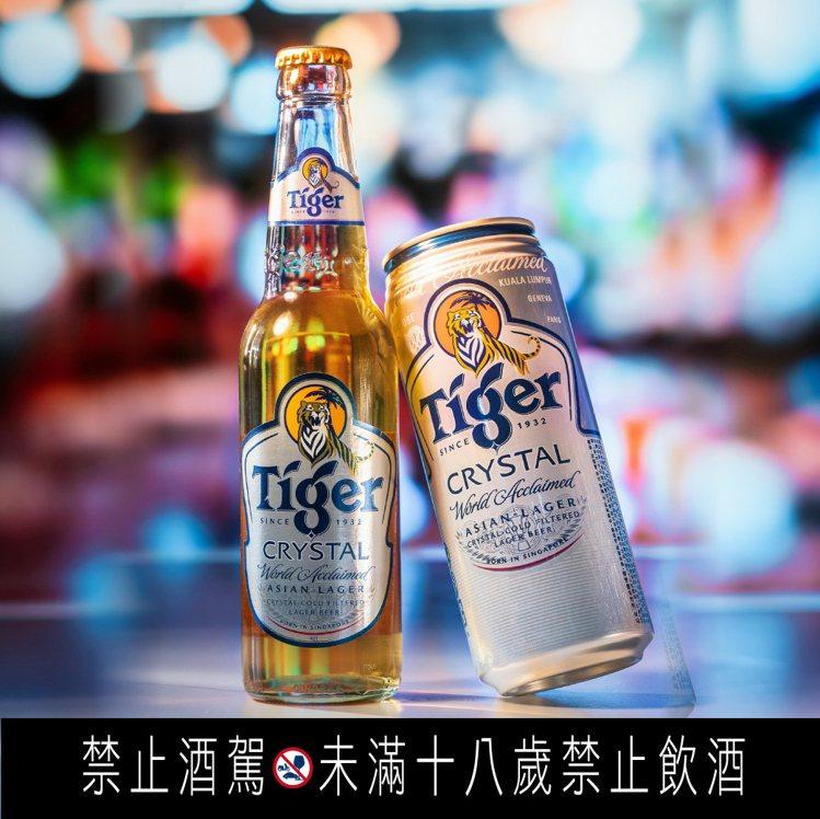 虎牌啤酒的「-1°C」冰釀過濾工藝,是順飲型啤酒的代表,同時添加抗日照啤酒花,保...