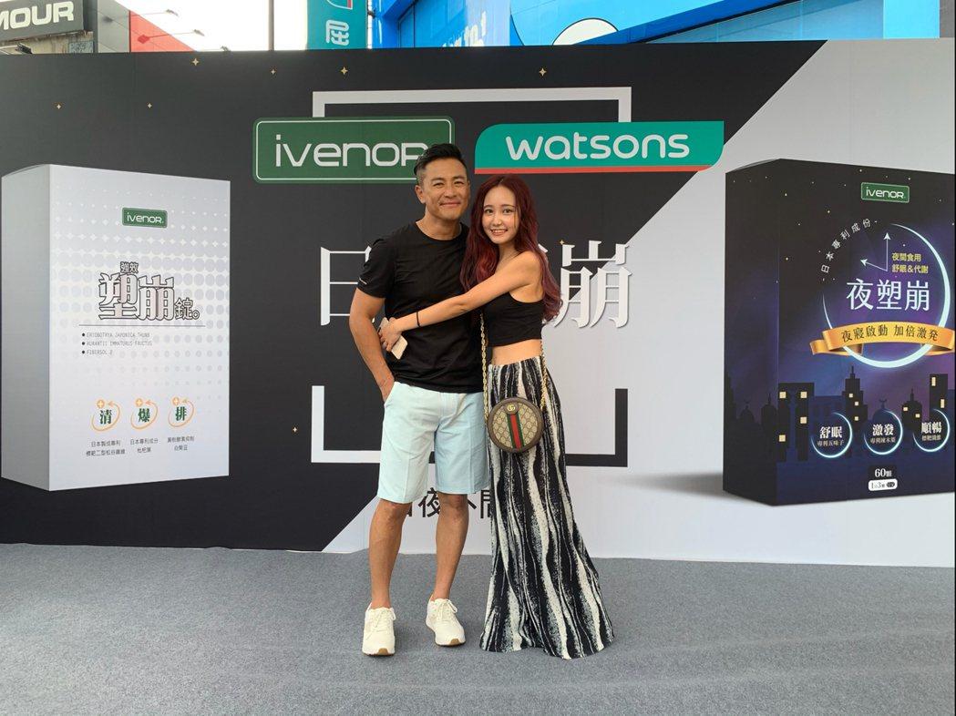 跨時代男神江宏恩,21歲女粉絲也被圈粉。圖/Ivenor提供