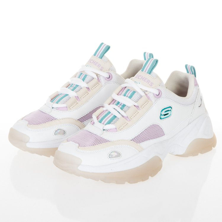 KOZMIKS果凍老爹鞋2,890元。圖/Skechers提供