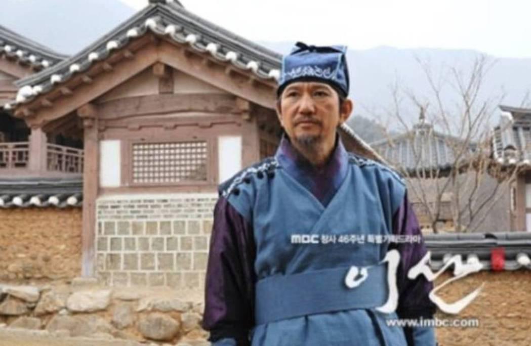 申國是古裝韓劇中的熟面孔。圖/摘自MBC
