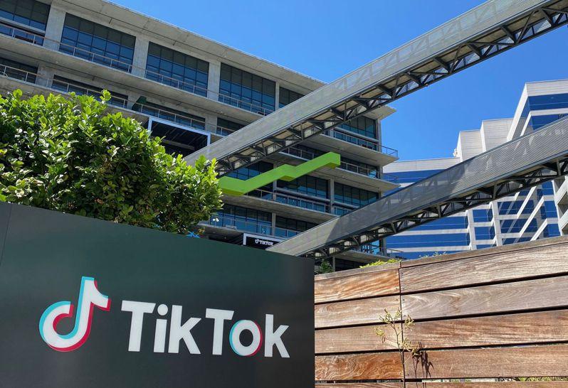 大陸新推出的科技產品出口管制措施,可能讓北京在出售TikTok方面擁有發言權。(法新社)