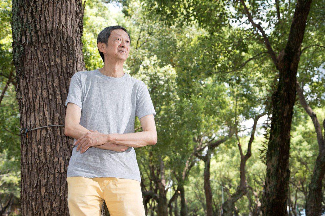 舒國治認為,旅行要親身走過才得真滋味。記者陳立凱/攝影