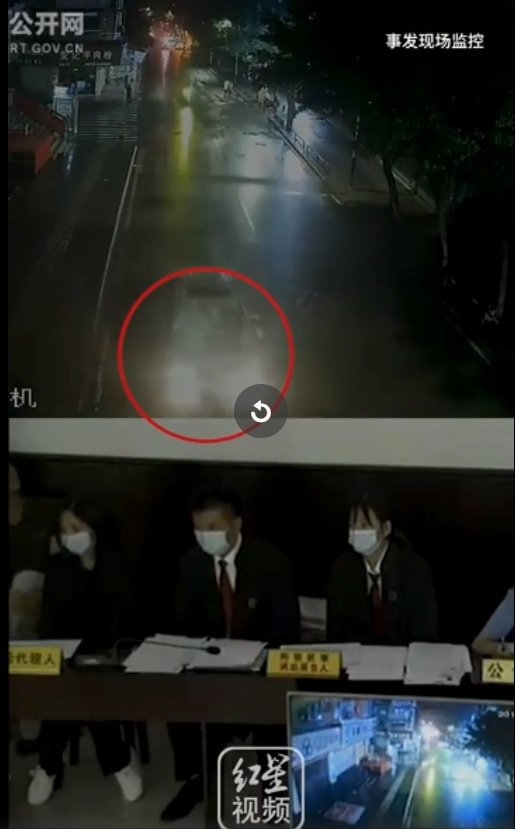 譚松韻母親遭酒駕撞死一案今(8/31)日開庭。圖/擷自微博