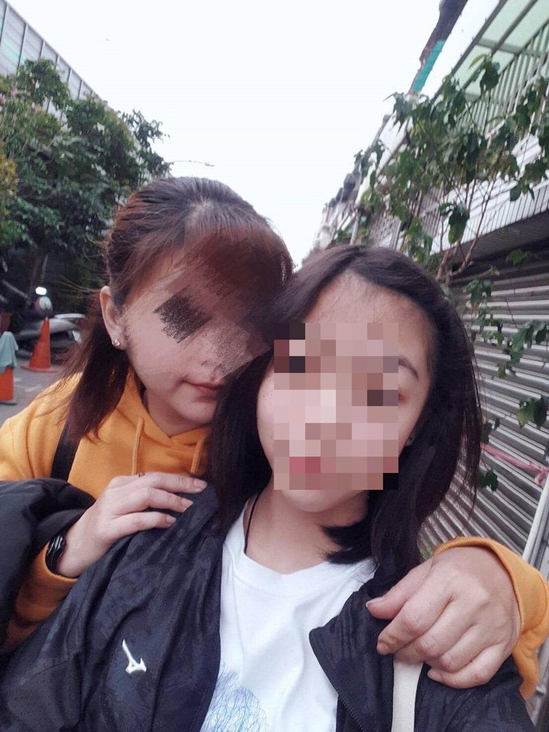 高雄14歲少女離家失蹤案,警方根據少女母親提供資料,鎖定羅姓網友涉嫌重大,今已報請雄檢指揮偵辦,案由為略誘罪。圖/翻攝臉書