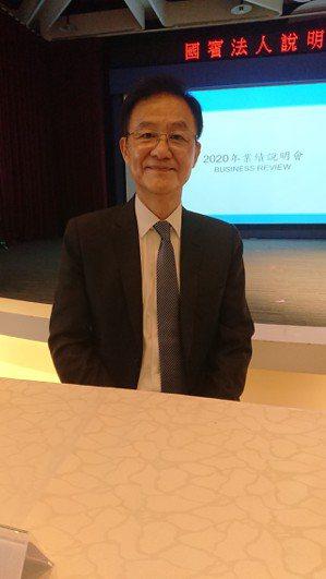 士電總經理謝漢章 記者陳美玲/攝影