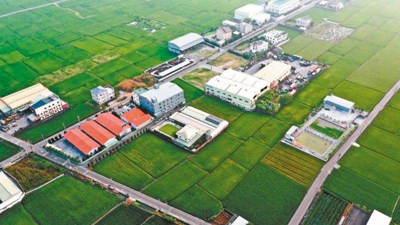 農地違章工廠問題多,藍綠議員建議協助工廠合法化。圖/聯合報系資料照片