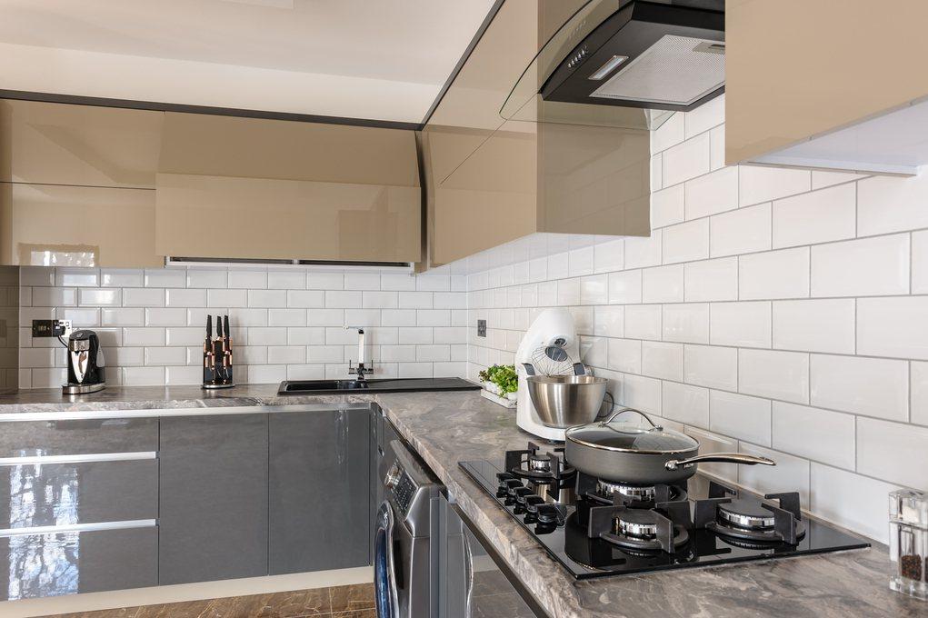 開放式廚房會在居家裝潢中加分,但實不實用引起網友討論。 示意圖/Ingimag...