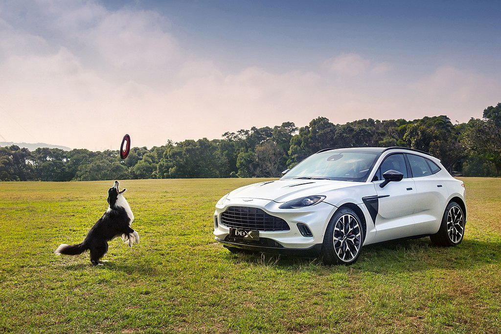 Aston Martin DBX首批實車即將抵台,敬請期待。 圖/Aston M...