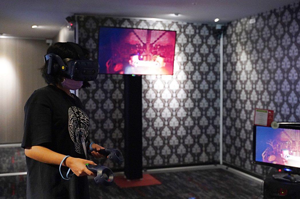 第77屆威尼斯影展VR單元於9/2起至9/12在台北長春國賓影城登場。 圖/...