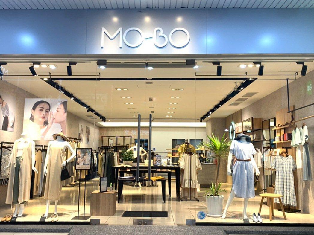 MO-BO第34家門市將在9/12於台南新光三越西門店開幕,佔地五十坪的新據點,...