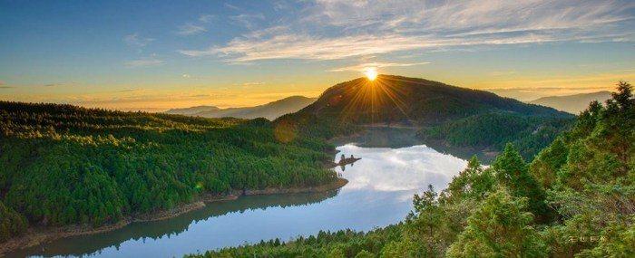 太平山國家森林遊樂區 圖/太平山國家森林遊樂區官網