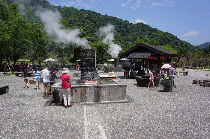 清水地熱公園。 圖/Wikimedia