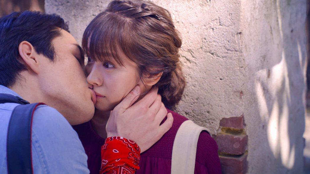 黃姵嘉被強吻。圖/公視提供