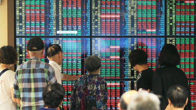 投資時若能選對主流股,就成功一半。(本報系資料照)