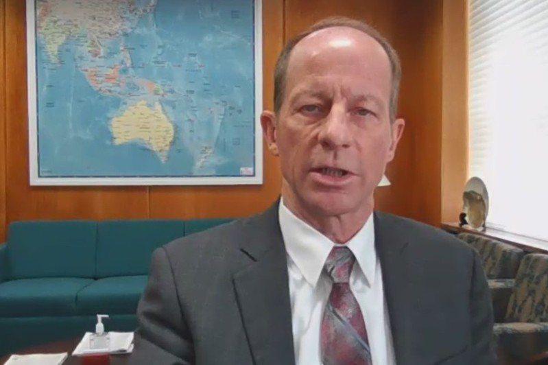 美國國務院亞太助理國務卿史達偉表示美國支持台海維持現狀,必須採取行動恢復平衡。圖/翻攝自網路