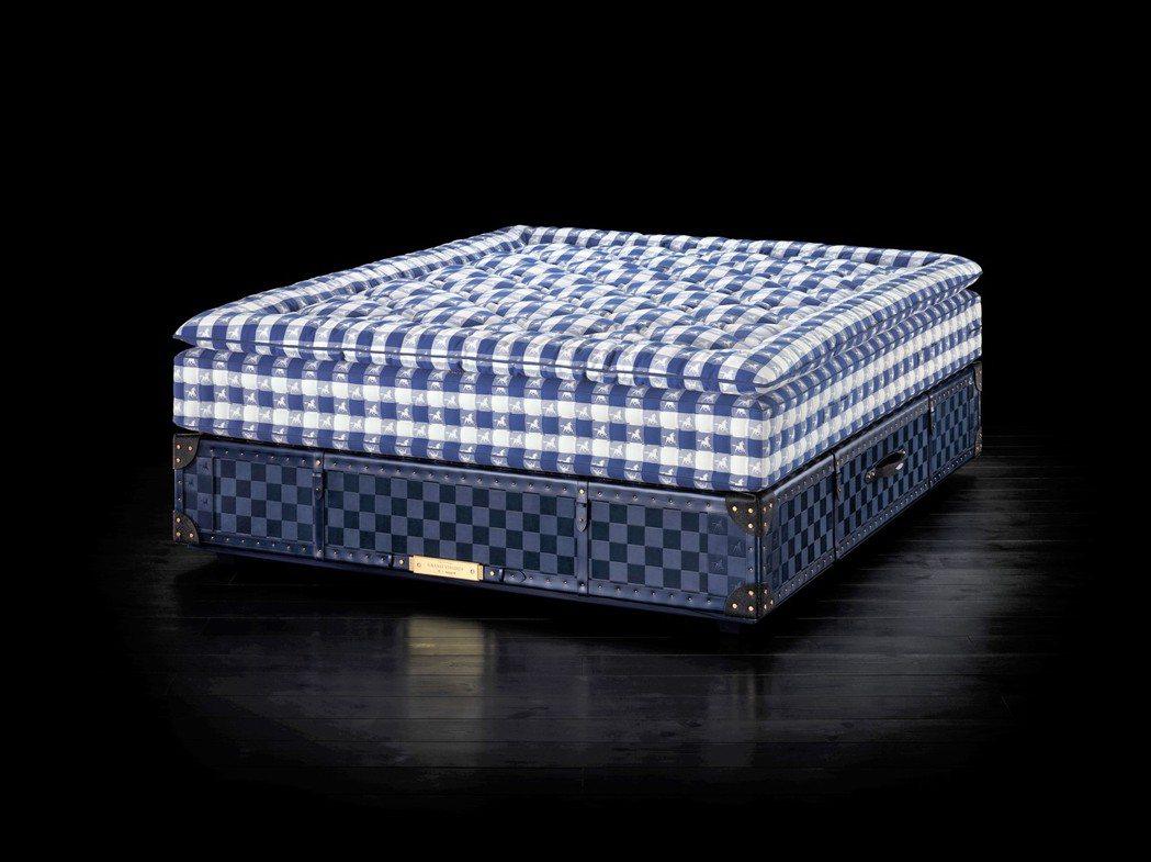 售價的40萬美元的床墊。圖/業者提供