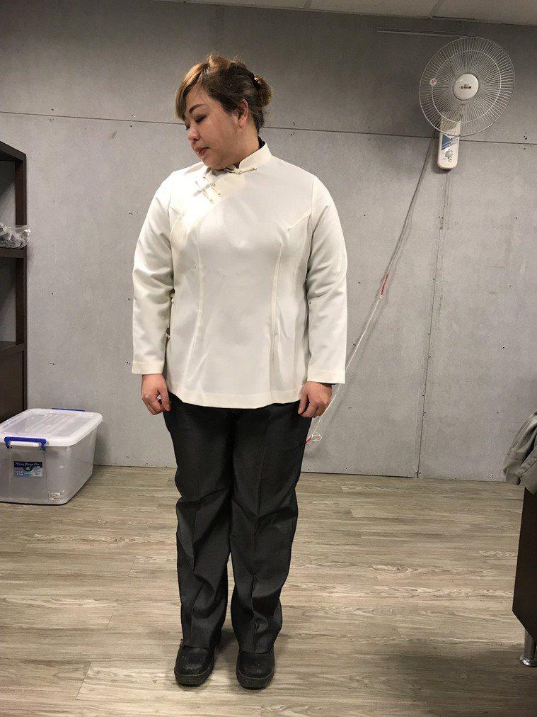 何姓女子手術前,體重達90公斤,BMI36。圖/新竹馬偕醫院提供