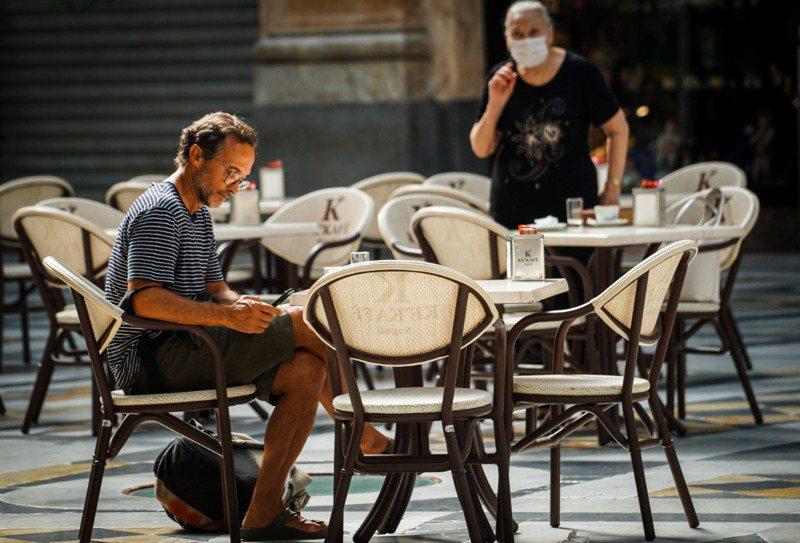 有些旅遊、飯店及建築業的義大利商人生平第一次和黑手黨打交道,就是因為疫情。歐新社