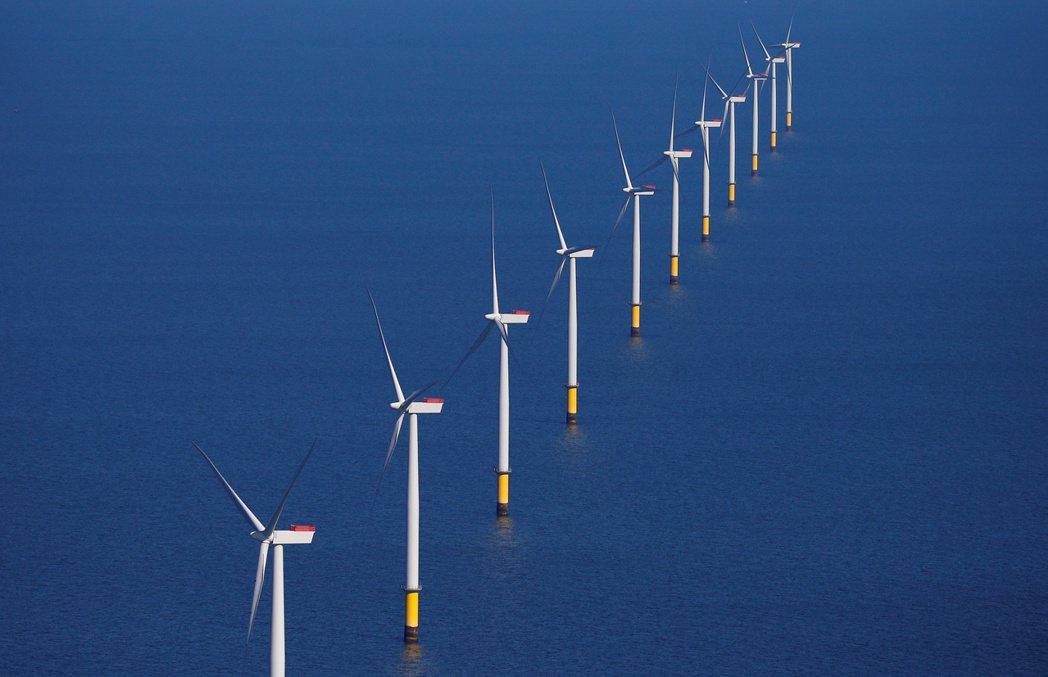 台積電與Orsted簽訂20年風電採購合約。 路透