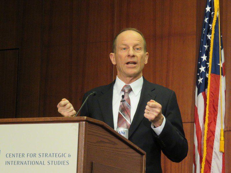 美國國務院亞太助卿史達偉31日宣布台美雙方將建立新的經濟對話。圖/聯合報系資料照片
