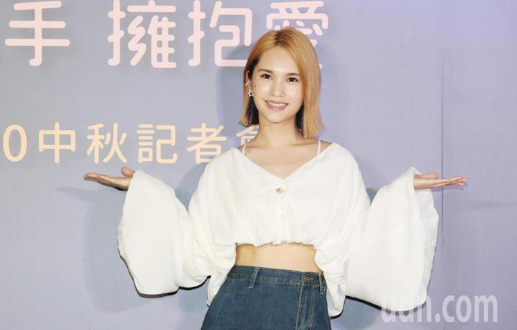 楊丞琳將在11月展開出道20周年巡演。記者曾學仁/攝影