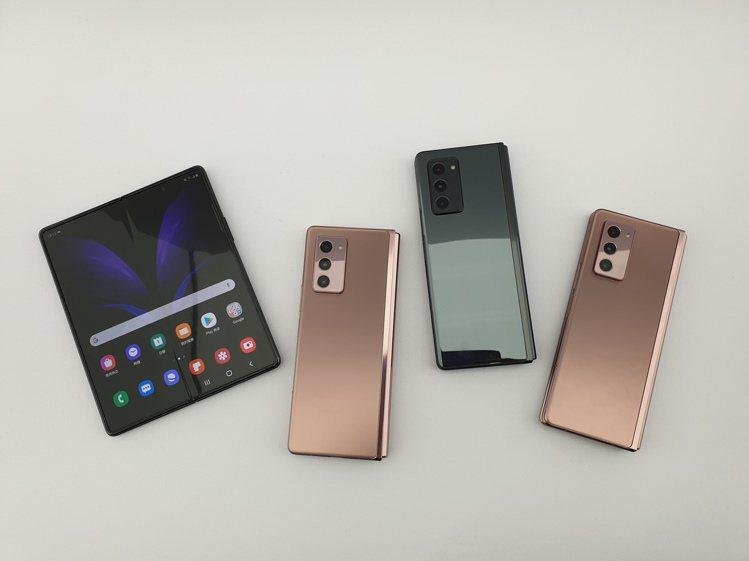 Samsung Galaxy Z Fold2將推出黑色(Mystic Black...