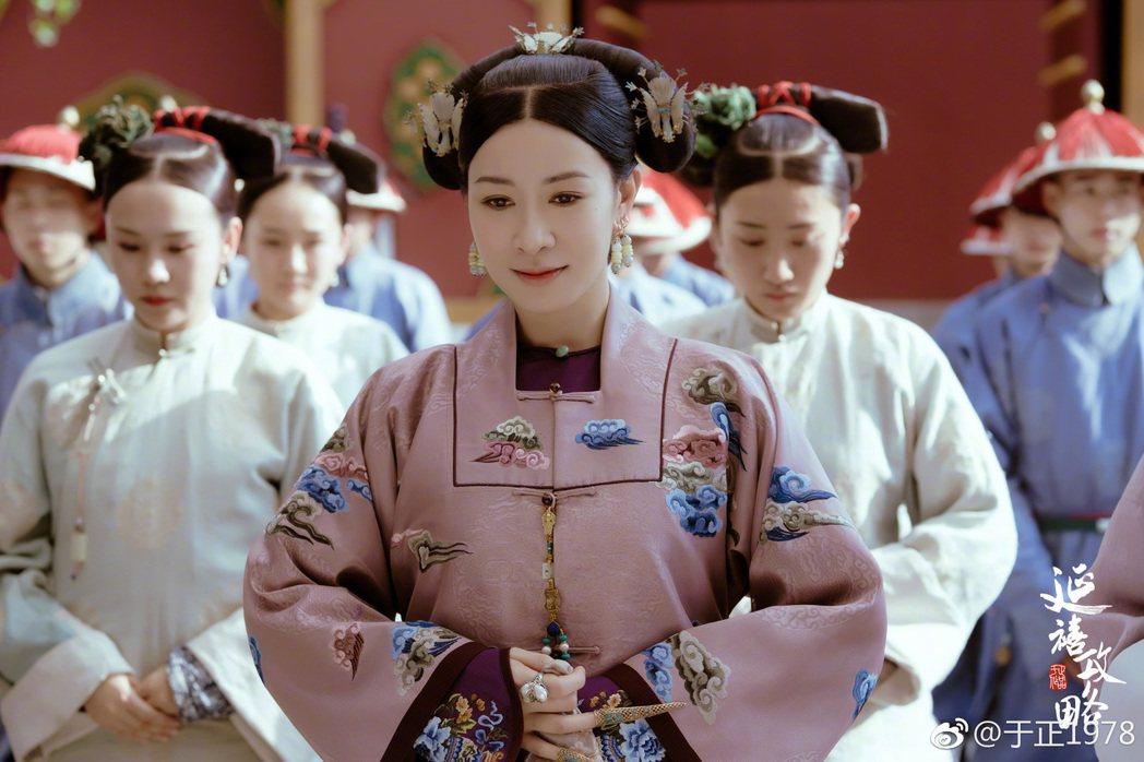 佘詩曼在香港雖是一線花旦,但前進大陸市場直到「延禧攻略」飾演「嫻妃」才大紅,如今
