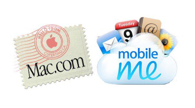 蘋果公司更改線上服務,用戶隨著電子郵件變更受影響。 圖擷自appleinsider