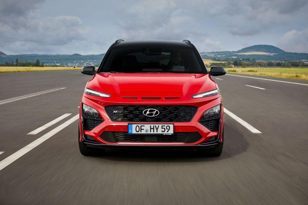 小改款Hyundai Kona、Kona Hybrid與全新Kona N Lin...
