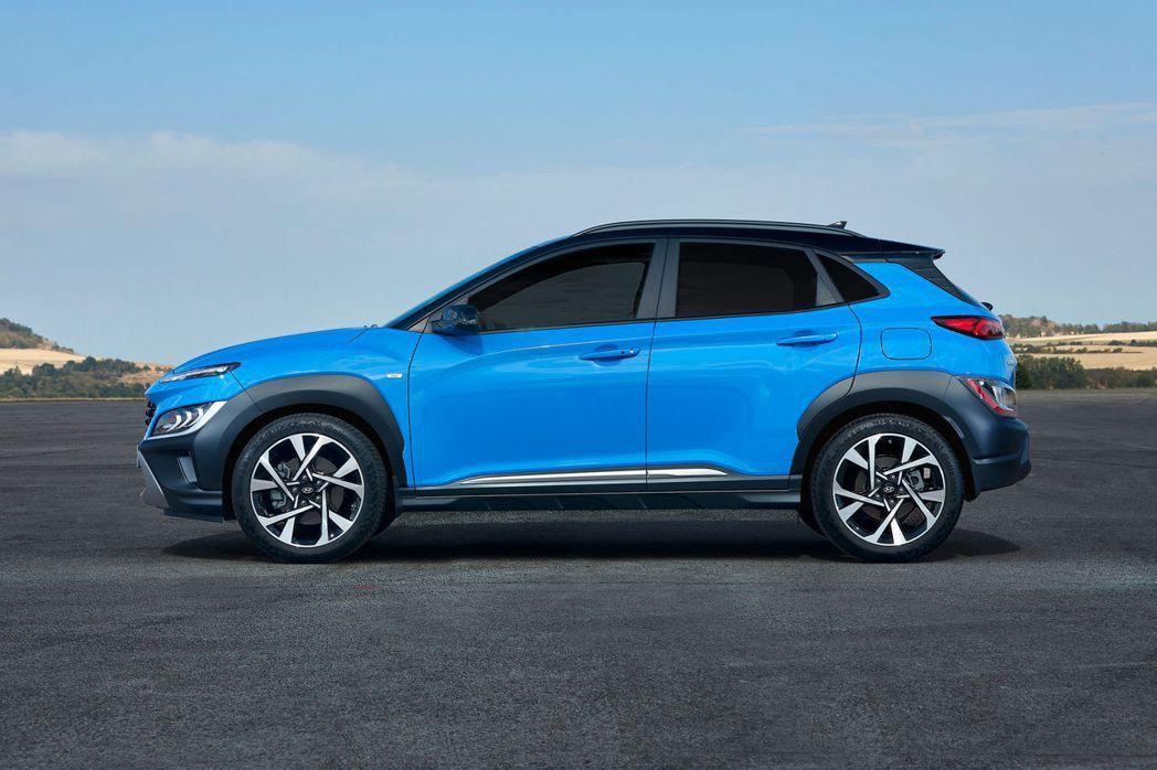 小改款Hyundai Kona導入附Stop&Go的SCC智能定速巡航功能。 摘...
