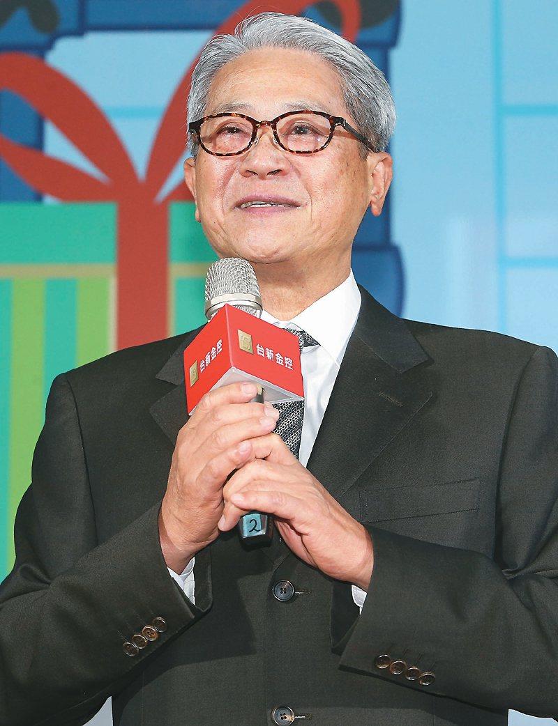 台新金董座吳東亮。 (本報系資料庫)