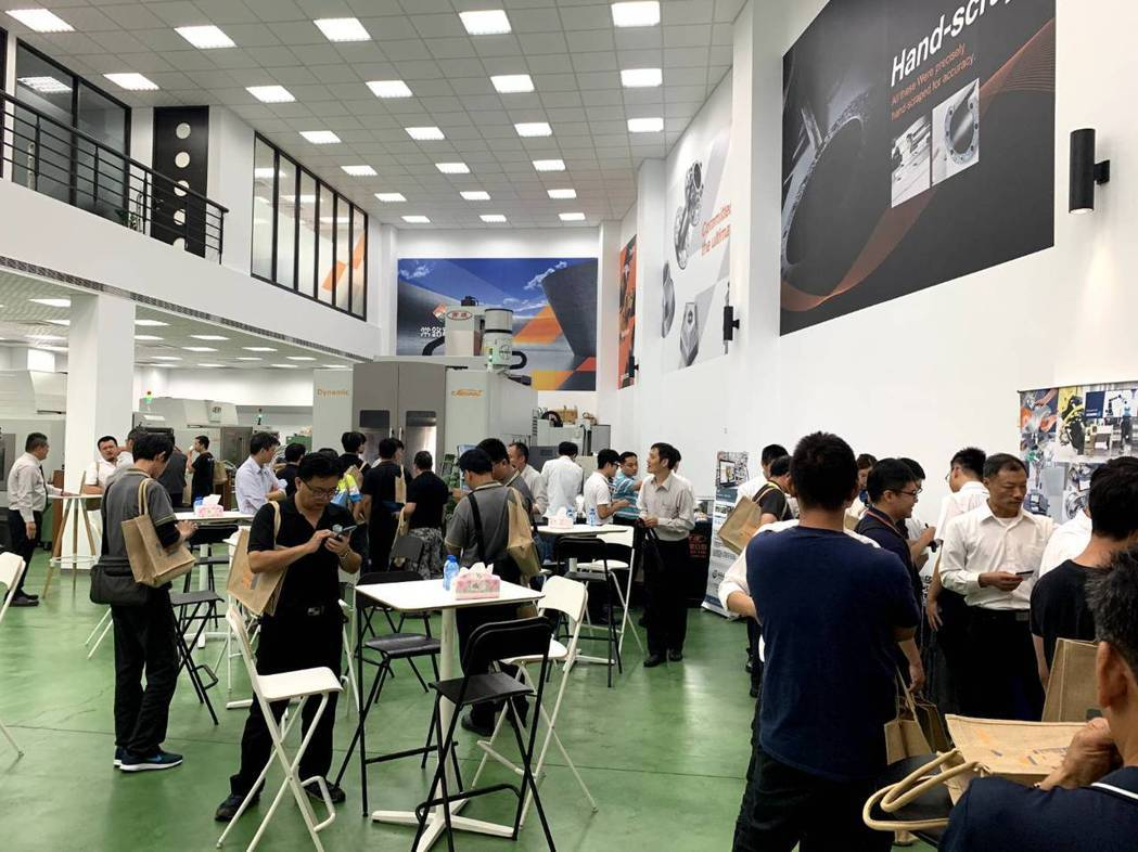 常銘實業「常準Maximart」透過舉辦「金屬加工技術研討會」提供業者全方位的加...