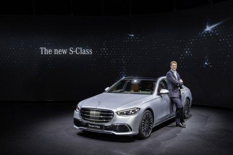 Daimler執行長Ola Källenius:賓士車需求已回穩,大改款S-Class將貢獻良多