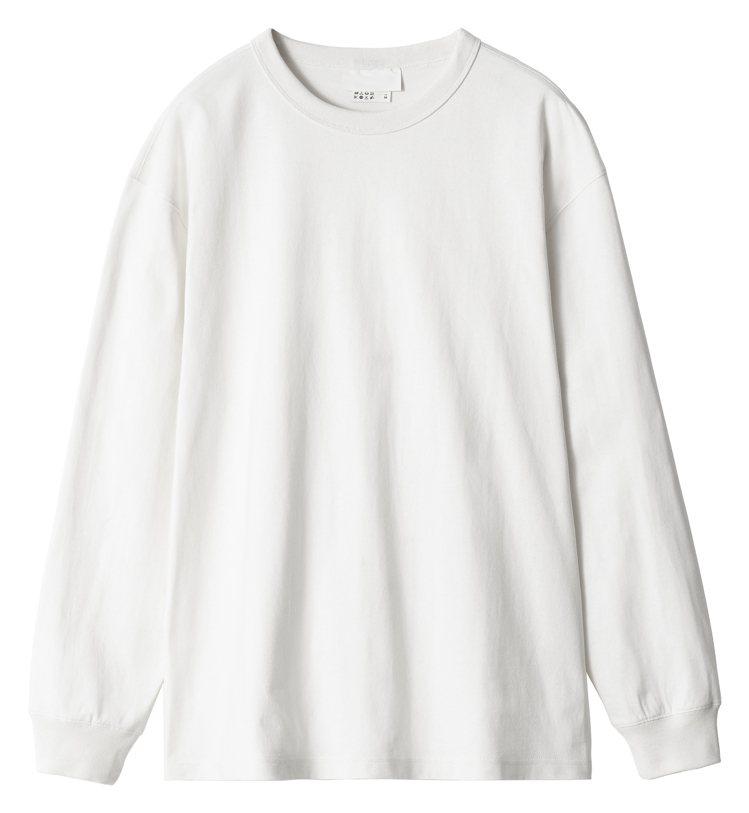 Blank Staples系列上衣999元。圖/H&M提供