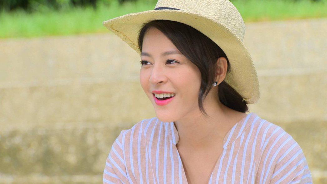 蘇晏霈蘇拍「多情城市」外景戲被粉絲認出要她當媳婦。圖/民視提供