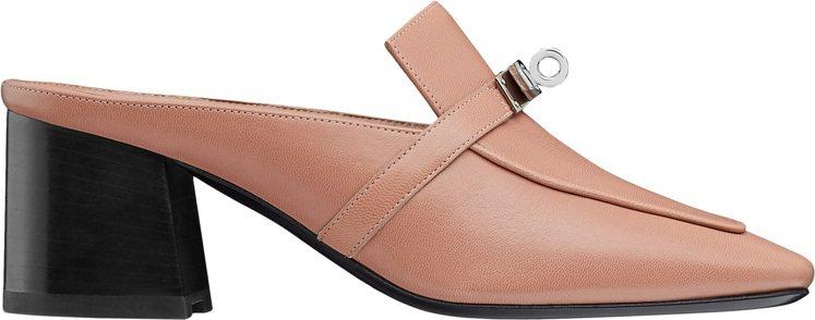 Blossom系列穆勒鞋, 41,200元。圖/愛馬仕提供