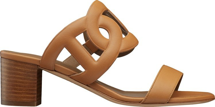 Bikini系列涼鞋,21,200元。圖/愛馬仕提供